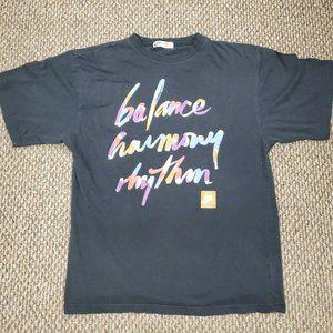 Vintage Nike Balance Harmony Rhythm T-Shirt XL